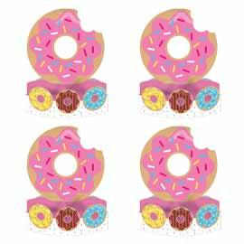 Donut: Table Display 4pc RENT