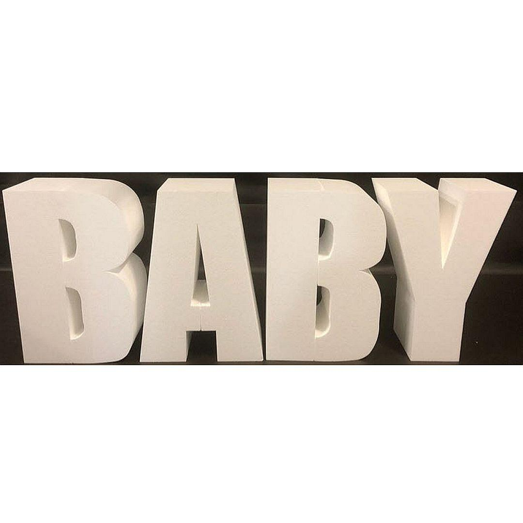 Baby Letters RENT