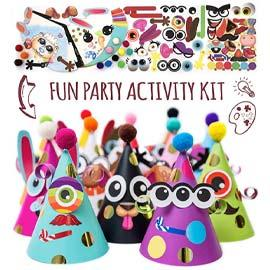 Craft: Party Hat Decorating BUY