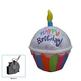 Inflatable: Cupcake RENT
