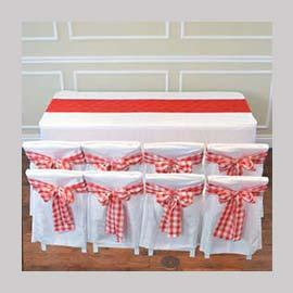 Cloth: Full: White & Red RENT