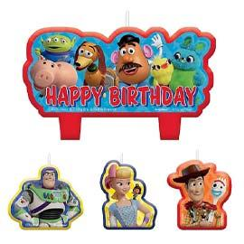 Toy Story: Candles BUY