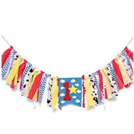 Toy: High Chair Banner RENT