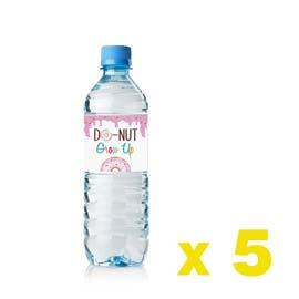 Labels: Water: Donut BUY