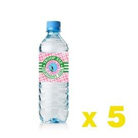 Labels: Water: Scout BUY