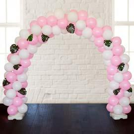 Balloon Arch: Scout