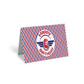 Thank You Card: Aviation BUY
