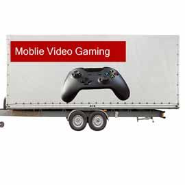 Mobile Game Truck RENT