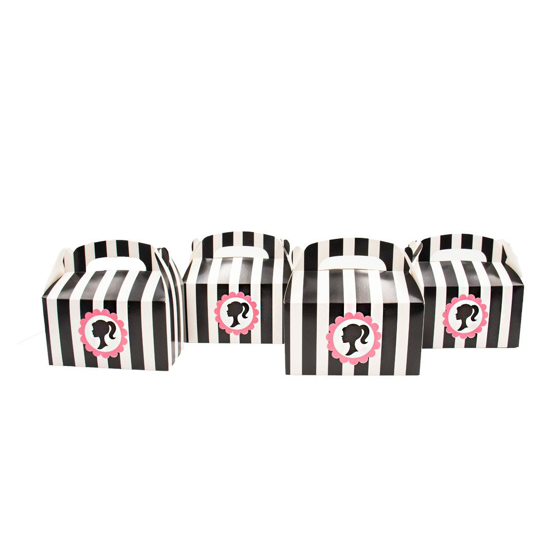 Pink Doll Favor Boxes BUY