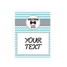 Table Sign: 8x10: Mustache BUY