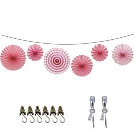 Party Line: Wall Pink (RENT)