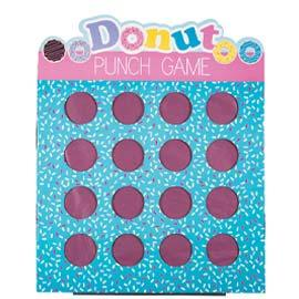 Donut Punch Game (BUY)